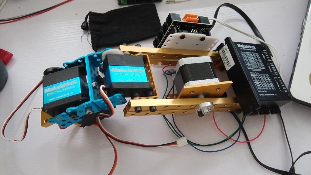 Robotic Arm kit - New Product Ideas - Makeblock Forum