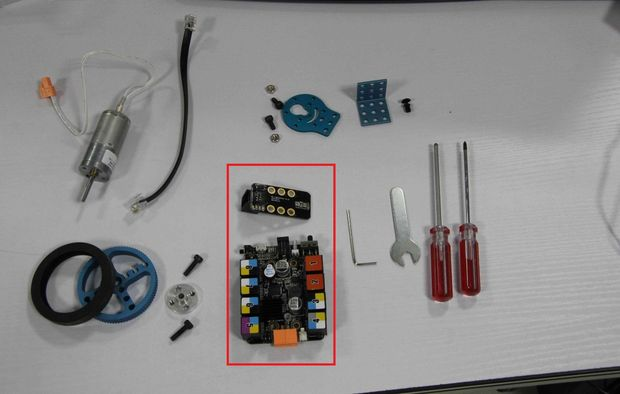 How to Make a Wheel Speed Detector by Using a Light Sensor ...