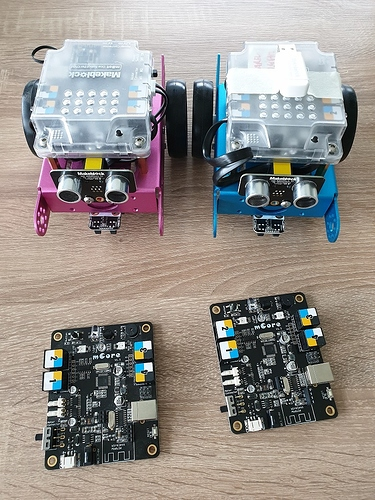 4%20mBot%20boards