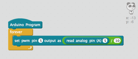 Read analog pin (A) does not read values with Arduino Uno
