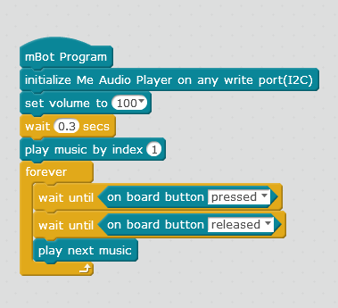 ME Audio Player V1 - New Product Ideas - Makeblock Forum