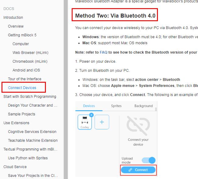 mBlock 5 Bluetooth version - Others - Makeblock Forum