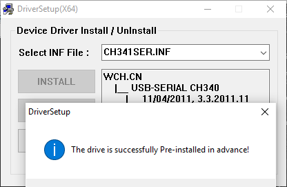 solved] mElephant: Driver install failure, Cura not printing
