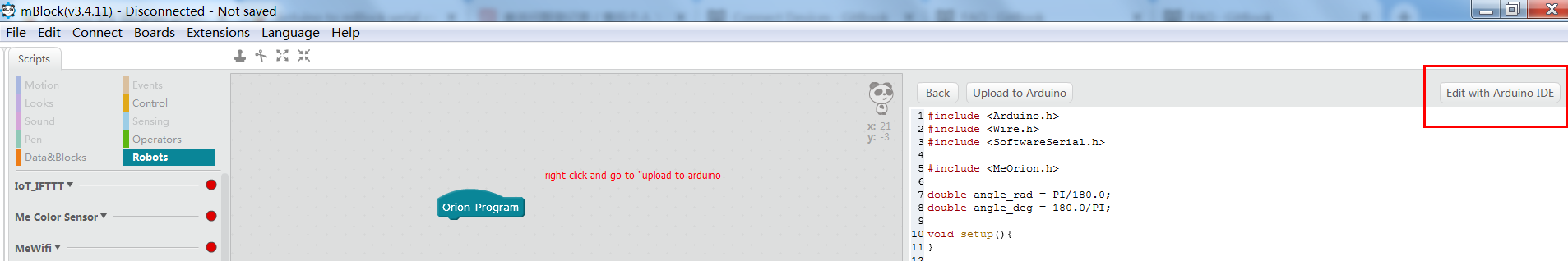 Arduino IDE libraries problem (mbot) - Software - Makeblock Forum
