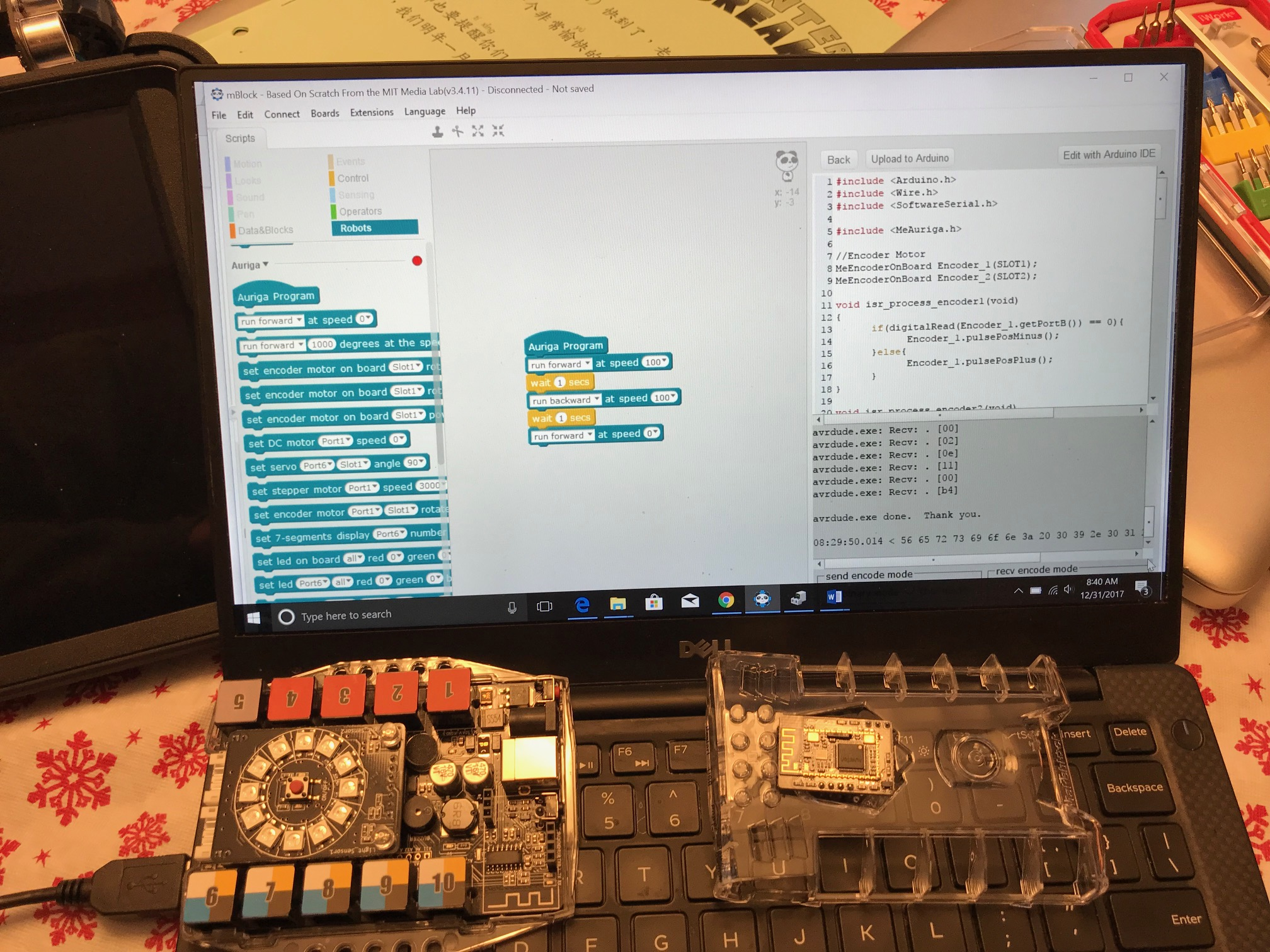 mBot Ranger Not Responding Over Bluetooth in mBlock or