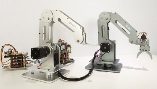 Dobot robotic arm >> 3D printer - Mechanical - Makeblock Forum
